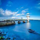 Bradleys Head Lighthouse by hangingpixels