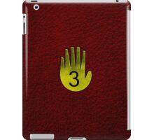 Journal Three iPad Case/Skin