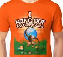I Hangout for Orangutans Unisex T-Shirt