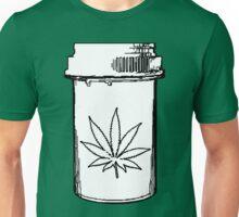 marijuana medical bottle Unisex T-Shirt