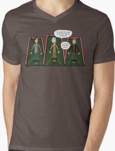 Maximum Security Mens V-Neck T-Shirt