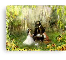 Abigail's Friends Canvas Print