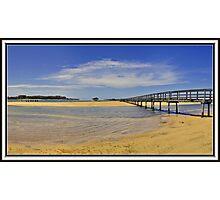 Urunga Panorama. Photographic Print