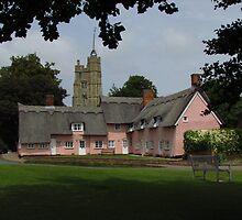 Idyllic Suffolk by wiggyofipswich