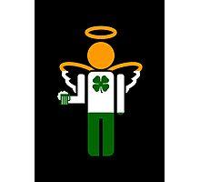 irish angel Photographic Print