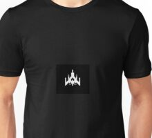 Galaga Space ship Unisex T-Shirt