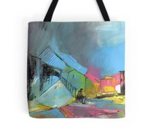 Spain- The Last Man in Town Tote Bag