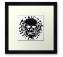 pirate's life for me... Framed Print
