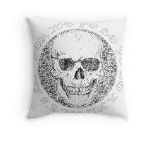 pirate's life for me... Throw Pillow