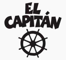 El Capitán Wheel by theshirtshops