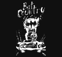 Batman's Fear & Loathing in Gotham by Littledeviltees