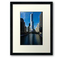 Chicago Blues Framed Print