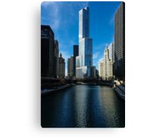 Chicago Blues Canvas Print