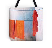 Monk robes  Tote Bag