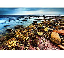 Along The Reef Photographic Print