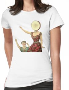 Neutral milk hotel Womens Fitted T-Shirt