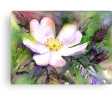 Hedgerow Queen Canvas Print