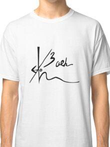 Baekhyun Signature Classic T-Shirt