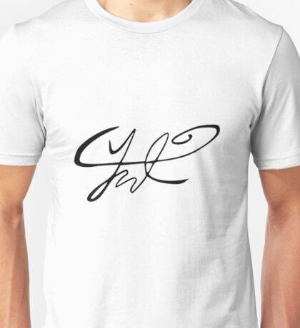 Chanyeol Signature Unisex T-Shirt