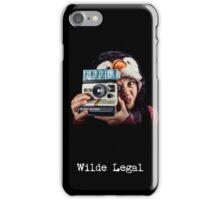 Wilde Legal iPhone Case/Skin