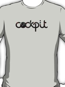 "COCKPIT – ""transparence"" T-Shirt"