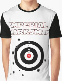 Imperial Marksman Graphic T-Shirt