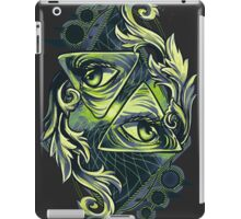 Two Eyes iPad Case/Skin