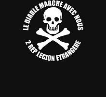 2 REP Devil Foreign Legion Unisex T-Shirt