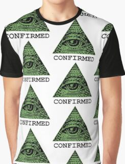 Illuminati Confirmed Graphic T-Shirt