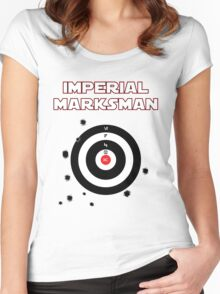 Imperial Marksman Women's Fitted Scoop T-Shirt