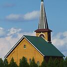 Church in the Clouds by lorilee