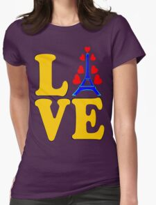 •°♥§Love Paris-Eiffel Tower Fabulous Clothing & Stickers§♥°• T-Shirt