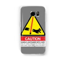 CAUTION: Handle With Care Samsung Galaxy Case/Skin