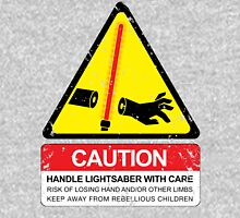 CAUTION: Handle With Care Unisex T-Shirt