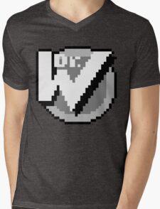 Dr Wiley Logo Mens V-Neck T-Shirt