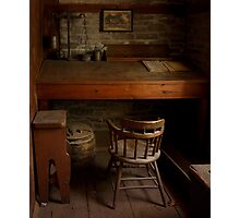 Roblin's Mill Office Photographic Print