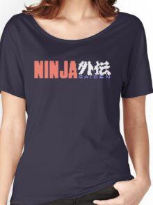 Ninja Gaiden Logo Women's Relaxed Fit T-Shirt