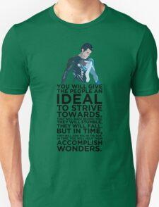 Superman Typography Part 2 T-Shirt
