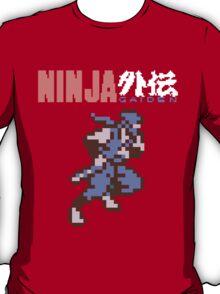 Ninja Gaiden's Ryu with Logo T-Shirt