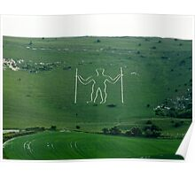 The Long Man of Wilmington Poster