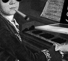 Dubstep Mozart Sticker