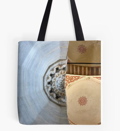 Mosque Mash Up Tote Bag