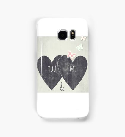 You and Me Samsung Galaxy Case/Skin