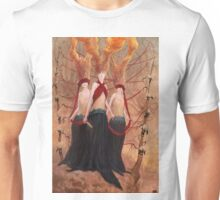 The Seamstress and the Abduction shirt Unisex T-Shirt