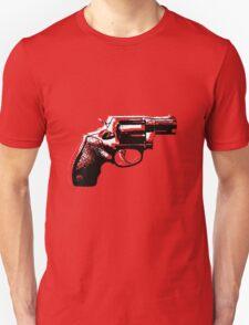 Gun/revolver Tshirt  T-Shirt