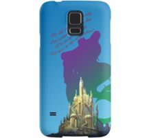 World Above Samsung Galaxy Case/Skin