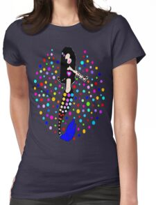 ♔♥Gorgeous Sparkling Little Mermaid Clothing & Stickers♥♔ Womens Fitted T-Shirt