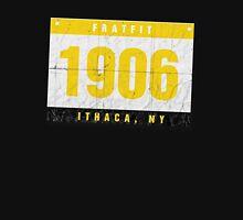 Frat Fit Running Bib (Slanted) Unisex T-Shirt
