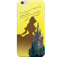 Adventure In  The Great Wide Somewhere iPhone Case/Skin