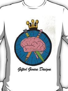 Gifted Genius Designs Logo T-Shirt